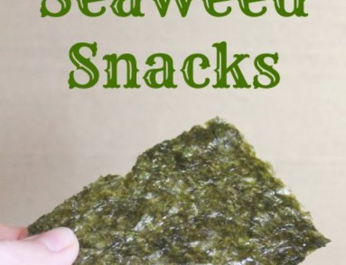 Roasted Seaweed Snacks