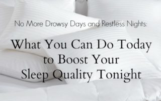 How to Boost Your Sleep Quality