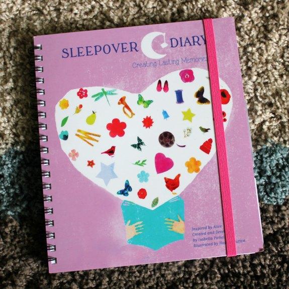 Sleepover Diary