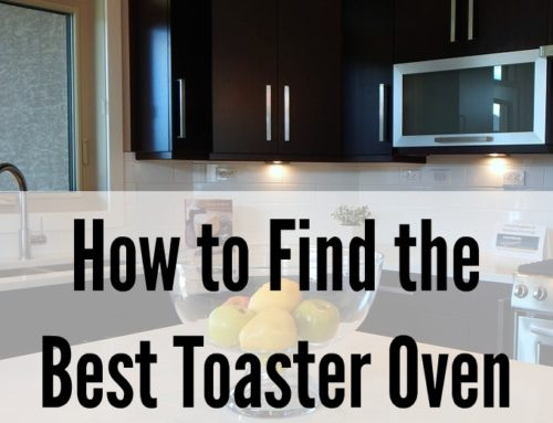 How to Find the Best Toaster Oven