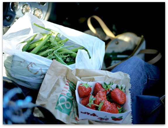 Traveling Lean ~ Eating Healthy on the Road