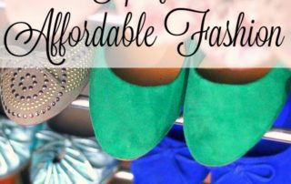 Tips for Affordable Fashion