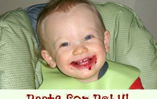 Beet Baby Food