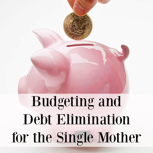 Budgeting and Debt Elimination for the Single Mother