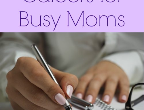 Careers for Busy Moms
