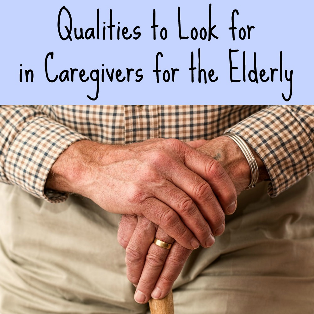Caregivers for the Elderly