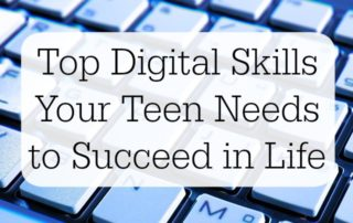 Top Digital Skills for teens