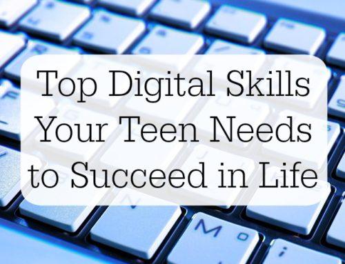 Top Digital Skills Your Teen Needs to Succeed