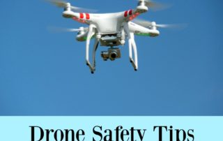 Drone Safety tips
