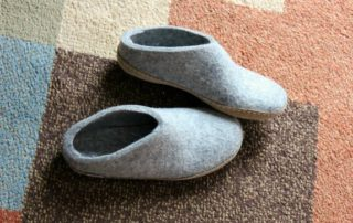 Glerups slippers