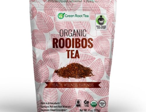 Organic Red Rooibos Tea From Green Root