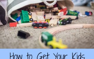 How to Get Your Kids to Help You Spring Clean