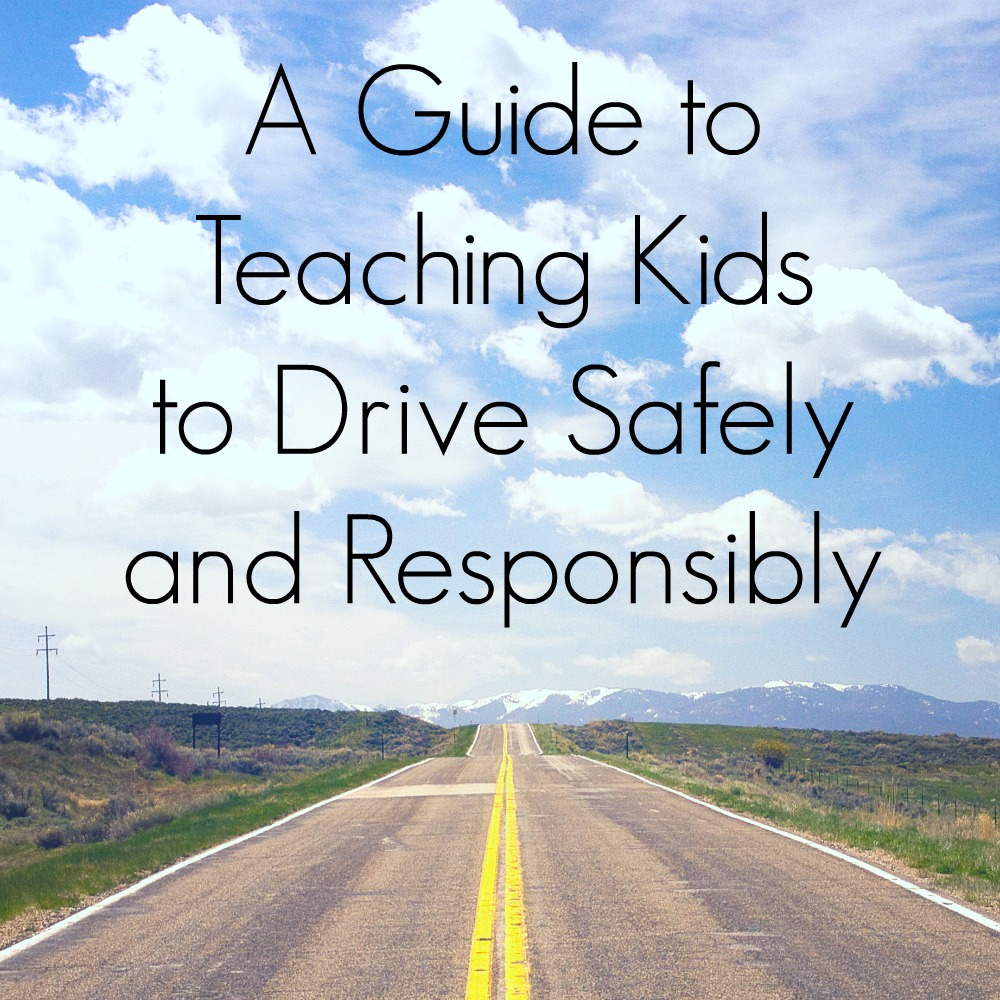 A Guide to Teaching Kids to Drive Safely and Responsibly