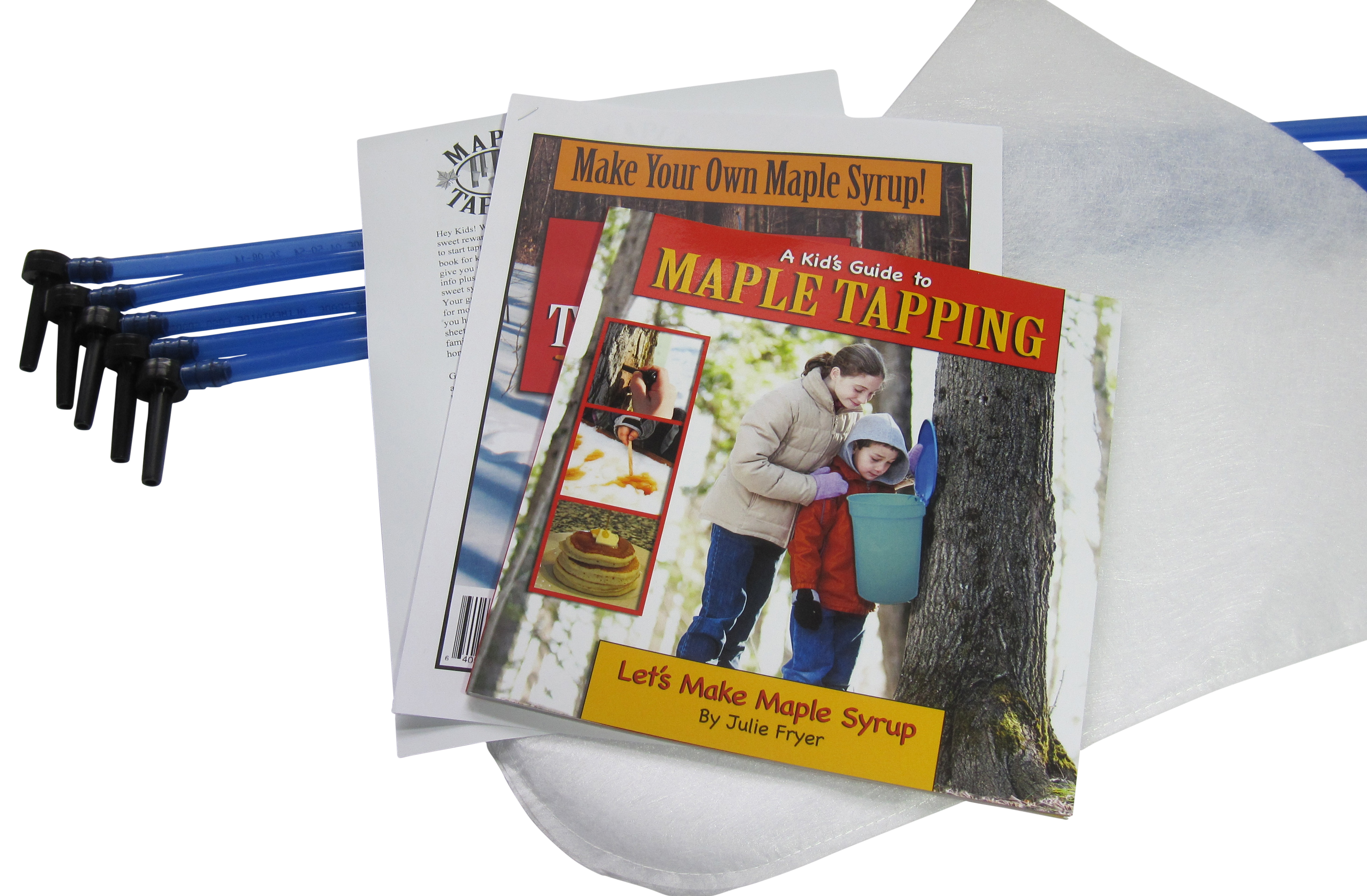 Kids Maple Tapping