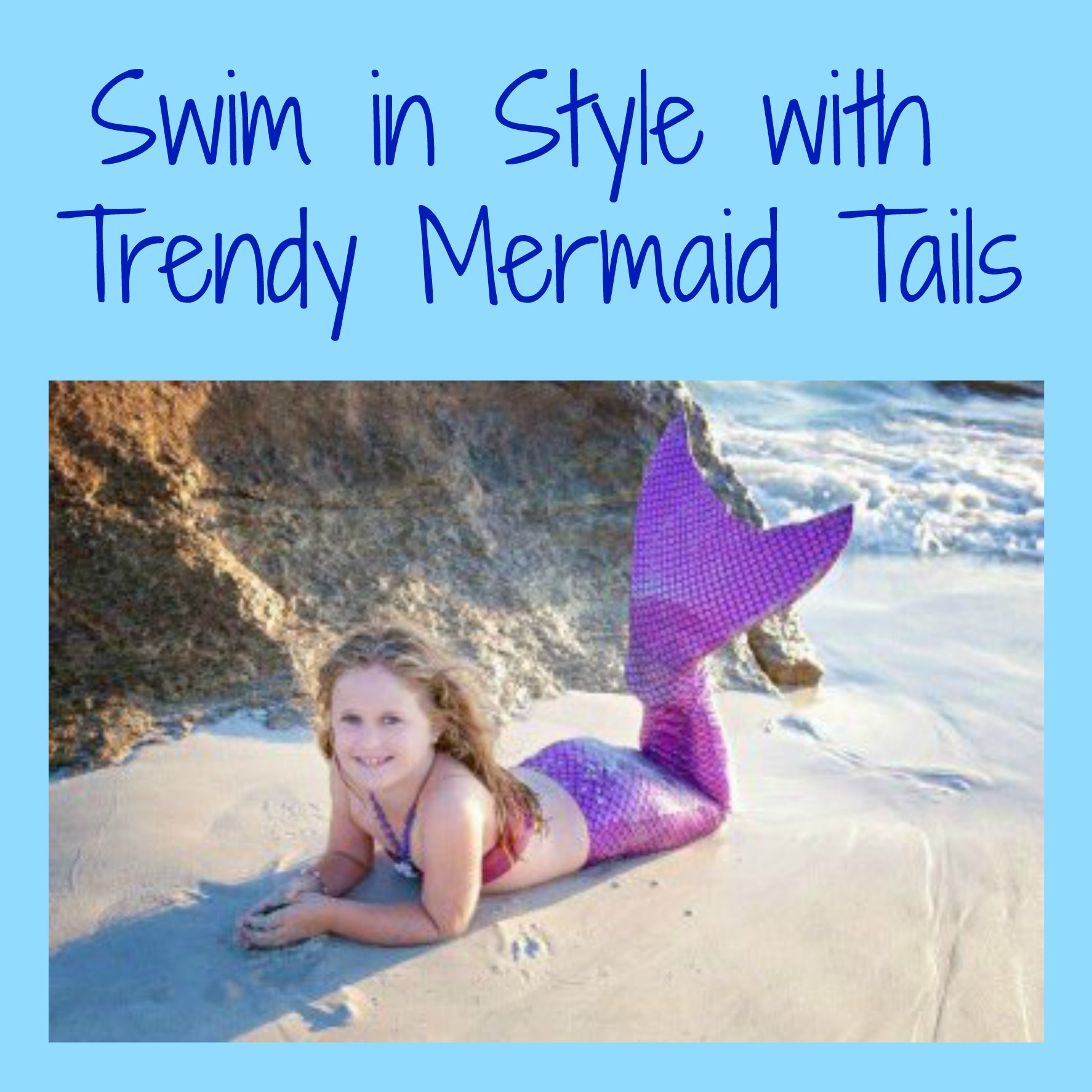 Mermaid tales