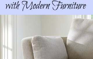 Beautify Your Home with Modern Furniture