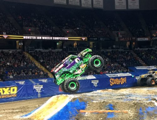 A Fun Night at Monster Jam!