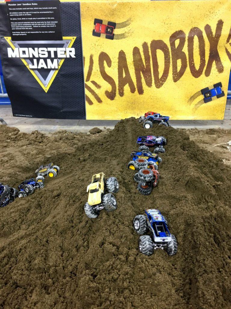 Monster Jam Sandbox