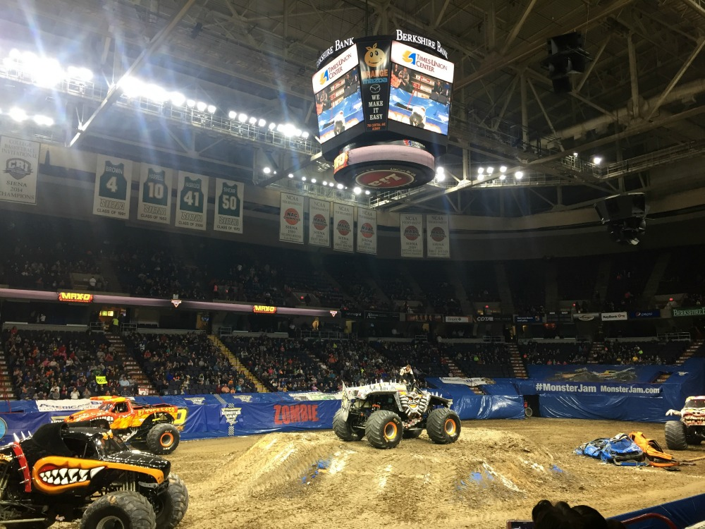 Monster Jam Finals