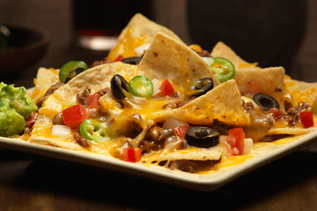Football Party Nachos