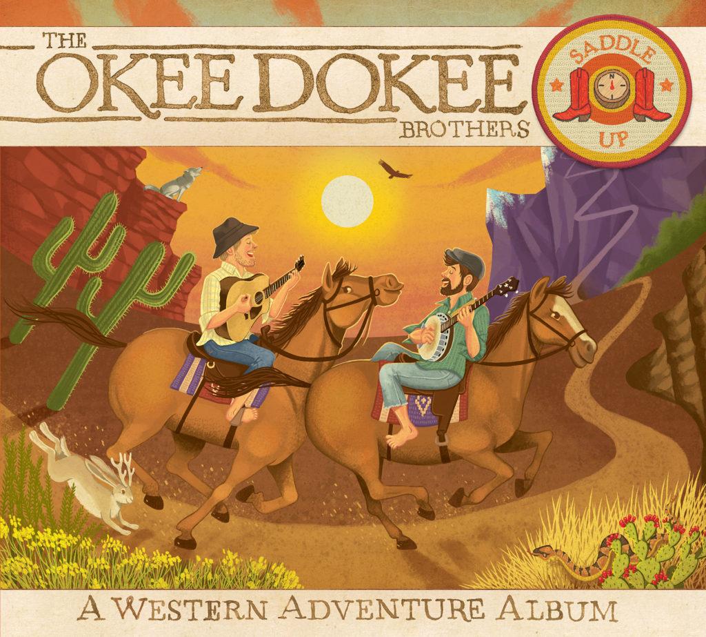 Okee Dokee Brothers