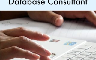 Oracle Database Consultant