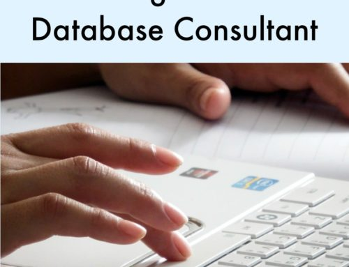 Becoming an Oracle Database Consultant