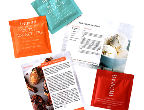 Raw Spice Bar: Inspiring Flavorful New Recipes (**GIVEAWAY**)