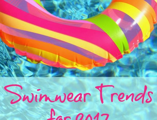 Swimwear Trends for 2017