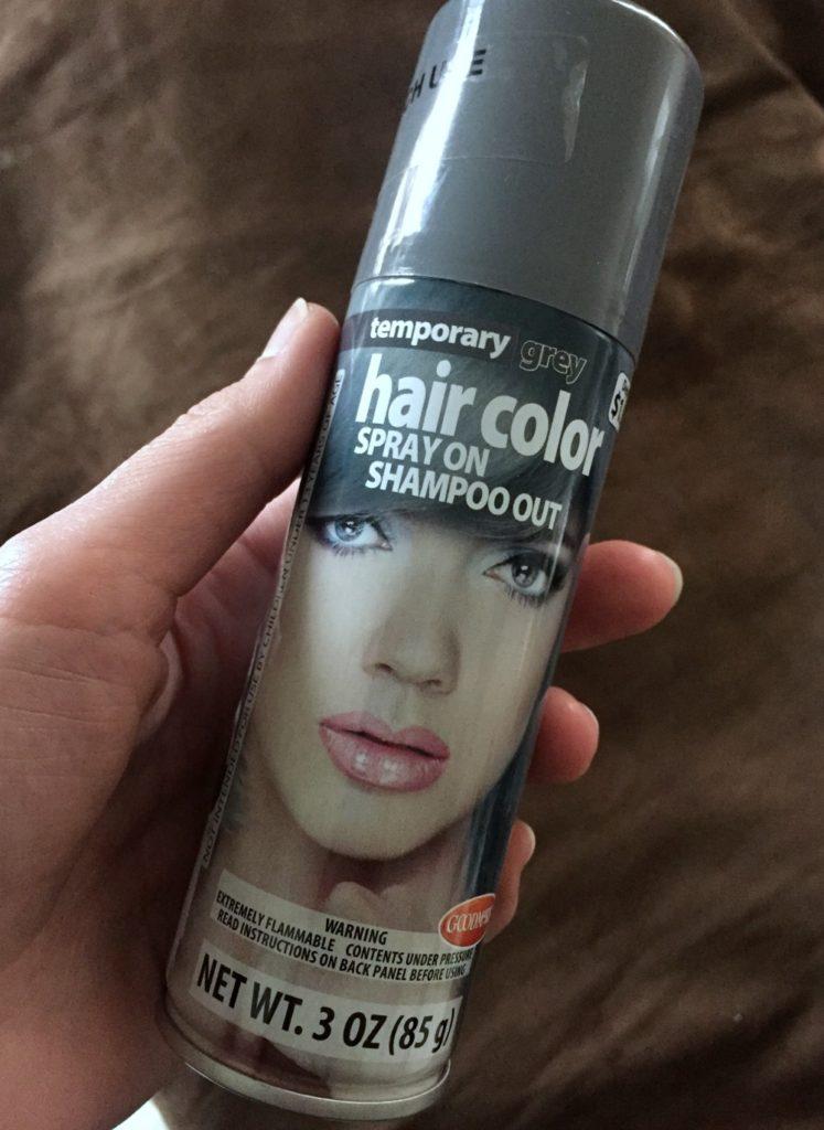 Zombie Ballerina Hair Color