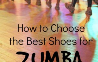 How to Choose the Best Shoes for Zumba