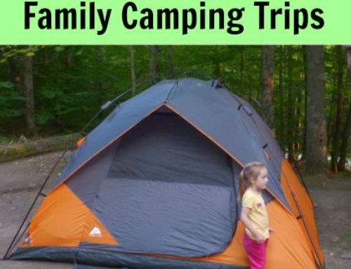 Tips for Packing for Family Camping Trips
