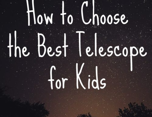 How to Choose the Best Telescope for Kids