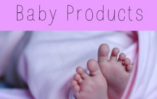 10 Favorite Baby Products