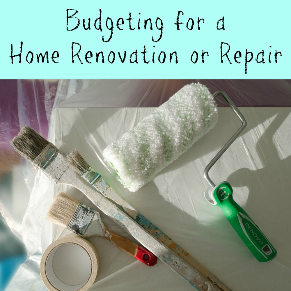 Planning for a Home Renovation or Repair