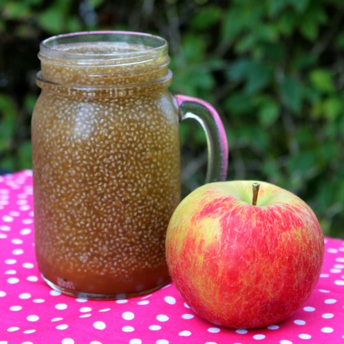 Chia Apple Cider