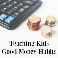Kids Money Habits