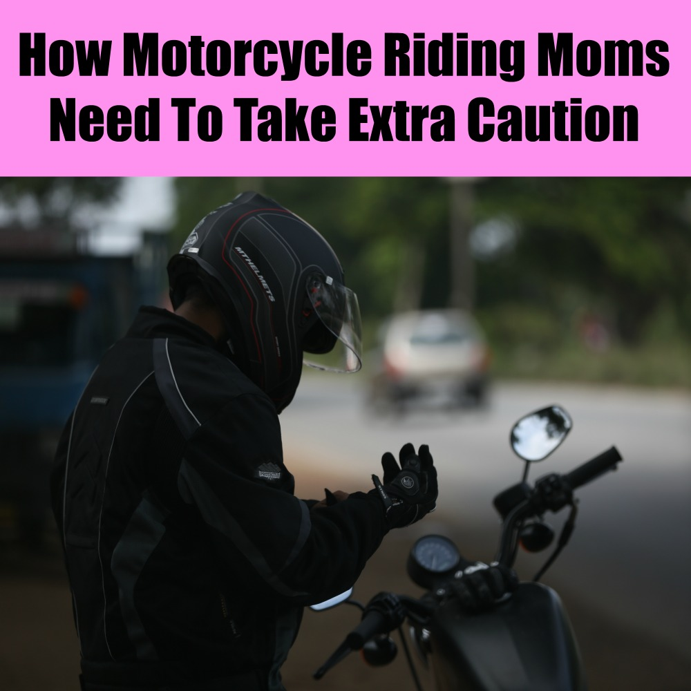 Motorcycle Moms