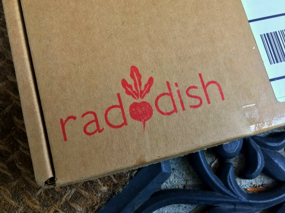 Raddish Cooking Themed Subscription Box for Kids