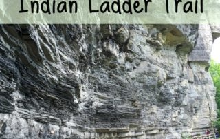 Thacher Park Indian Ladder Trail