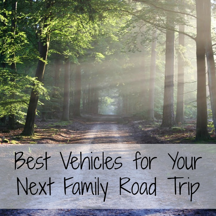 Best Vehicles for Your Next Family Road Trip