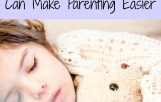 How 2 Simple Routines Can Make Parenting Easier