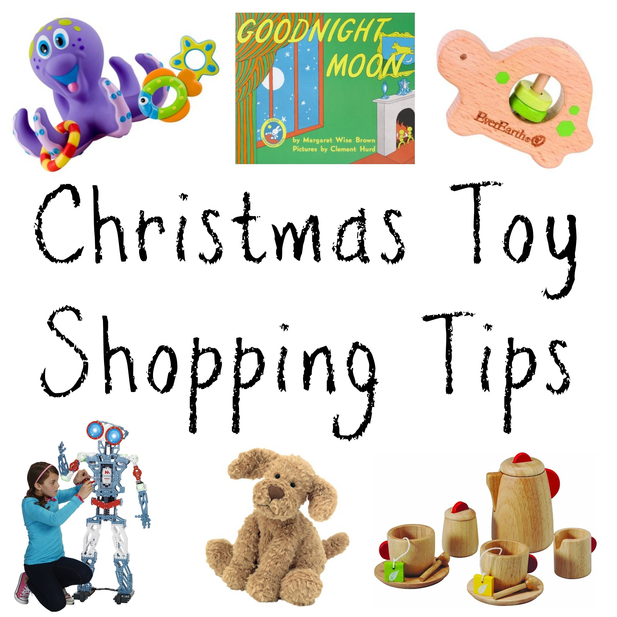 Christmas Toy Shopping