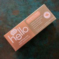 Hello Sensitive Toothpaste
