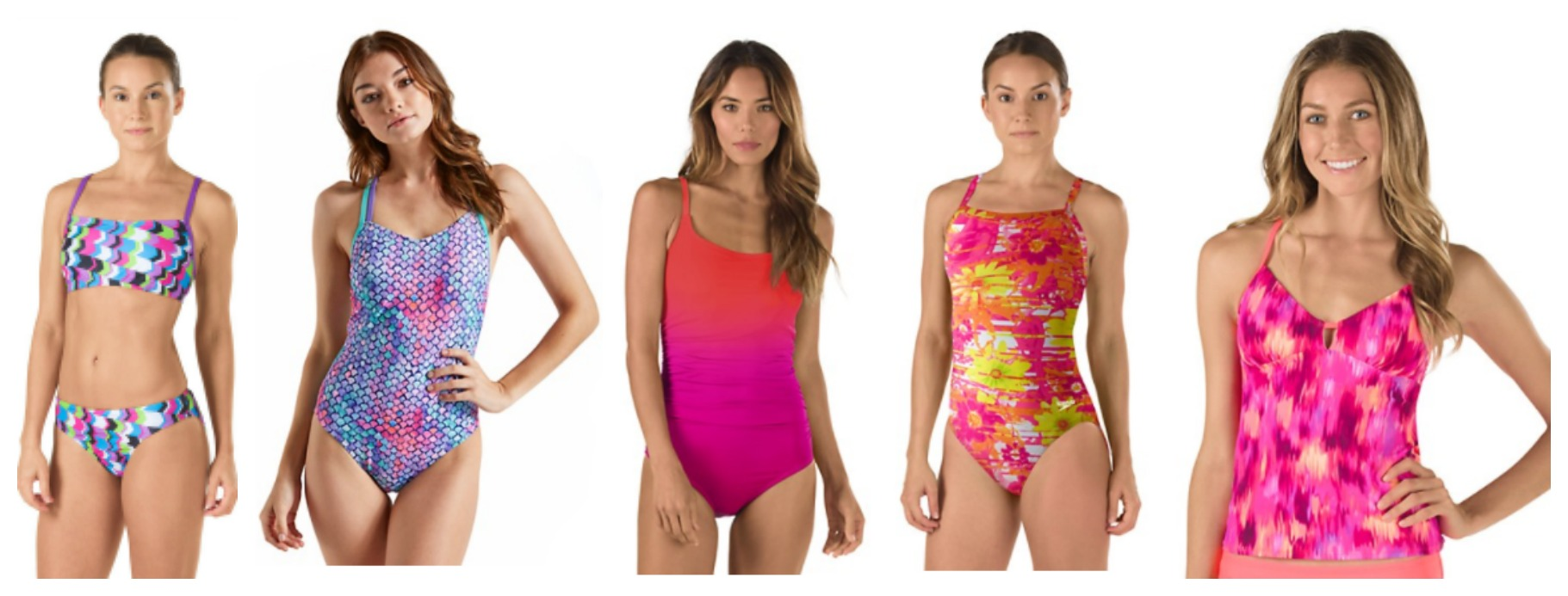 Speedo Swim Suits