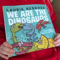 We Are the Dinosaurs Laurie Berkner