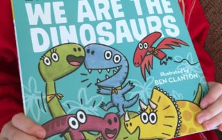We Are the Dinosaurs Laurie Berkner