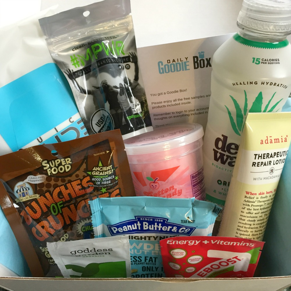 Daily Goodie Box April