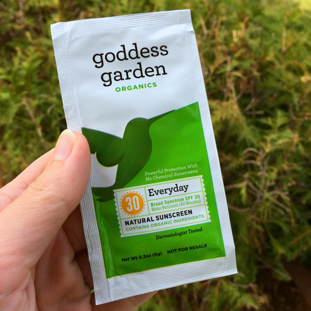 Daily Goodie Box April Goddess Garden