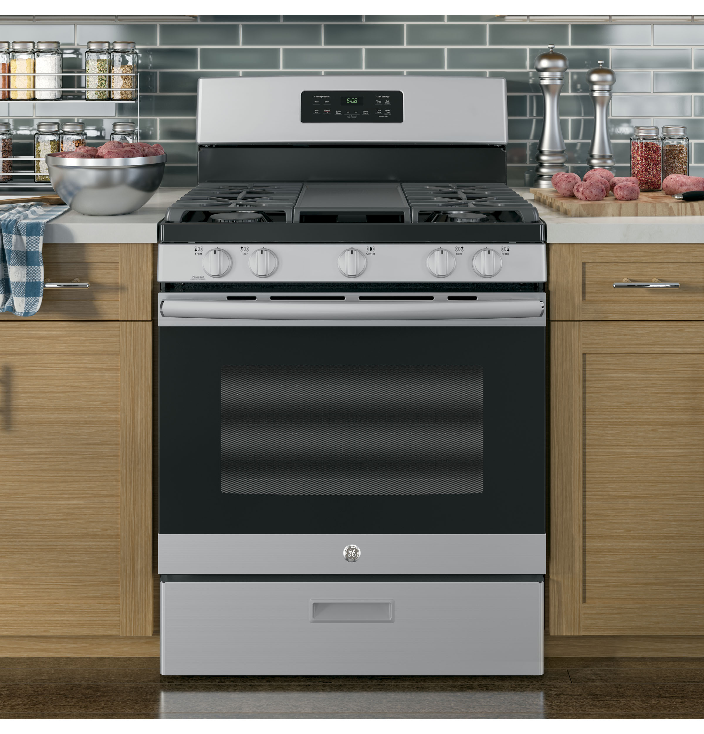 GE Appliances at Best Buy